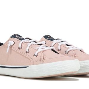 New- Sperry Lounge Rose Canvas Sneaker